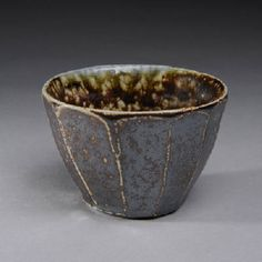 Artist: Noriyuki Yamamoto, Title: Sake Cup - click on image to enlarge