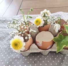 Osterdeko Minion Easter Eggs, Boyfriend Crafts, Flower Oil, Valentine's Day Diy, Morning Food, Valentines Diy, Flower Making, Happy Easter, Christmas Diy