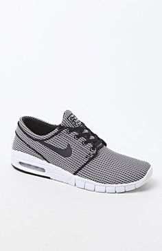 Nike SB Stefan Janoski Max Gray Shoes