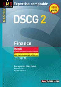 L'intégralité du programme de l'épreuve n°2 Finance du DSCG dont : de nombreux exemples réels illustrant les concepts fondamentaux, une rubrique Excel en Pratique présentant les principales fonctions financières d'Excel et leurs modalités ...