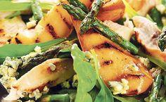Recipe of the Day: Pear & Asparagus Salad - LikeCroatia