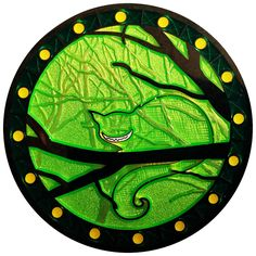 Alice (We're All Mad Here) geocoin Black Nickel Produced by PHDCoins.ca
