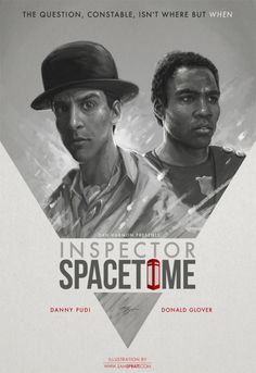 "Community's ""Inspector Spacetime"" by Sam Spratt"