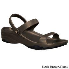 64a834d3b920 Dawgs Premium Women s 3-Strap Sandal (10