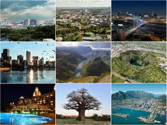 South Africa has nine provinces, each with its own legislature, premier and executive council - and distinctive landscape, population, economy and cli. Provinces Of South Africa, The Nines, Our World, Geography, Tourism, Mountains, Landscape, Nature, Travel