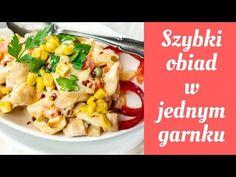 HIT 🥘Szybki obiad jednogarnkowy - Zachwycający smak 🥣 Ugotowani.tv HD - YouTube Potato Salad, Macaroni And Cheese, Potatoes, Cooking, Fondue, Ethnic Recipes, Tv, Youtube, Blog