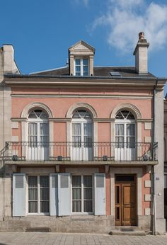 """The family home Sanctuaire d'Alençon - """"We are well housed. My husband was arranging the house quite well for me to like it. You will see the beautiful room we'll give you when you come …» C F 68 http://www.archives-carmel-lisieux.fr/english/carmel/index.php/mme-martin/1257-lettre-de-mme-martin-a-mme-guerin-cf-68-30-juillet-1871 - http://louiszeliemartin-alencon.fr/en/venir-en-pelerinage/the-family-home/"""