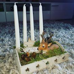 #adventskranz #handmade #weihnachtszeit #weihnachten