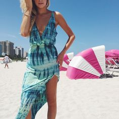 """Planet Blue on Instagram: """"the @shopbluelife high tide maxi  #PBmiami"""""""