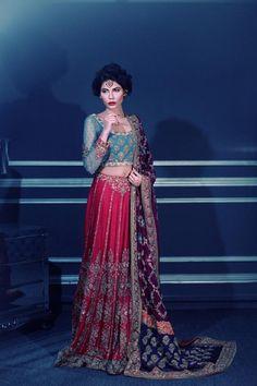 Suno Aisha - Tena Durrani's 'Fire and Ice' Bride