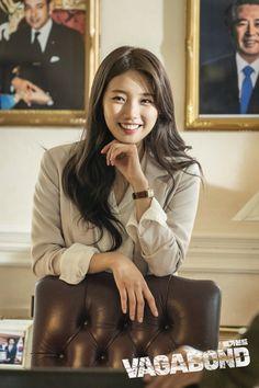 Suzy Bae (배수지) For Vagabond Kdrama 2019 Cr. Korean Beauty, Asian Beauty, Stunningly Beautiful, Beautiful Women, Familia Jackson, Dramas, Sheryl Lee, Idole, Ulzzang Korean Girl