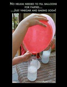 No Helium Needed!