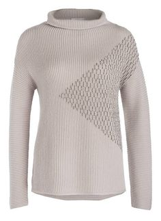 NICE CONNECTION - Rollkragenpullover mit Cashmere-Anteil