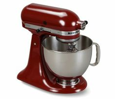 KitchenAid Artisan Stand Mixer KSM150PS | CHEFScatalog.com