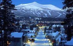 Breckenridge, Colorado ~ one of our family's favorite vacation spots