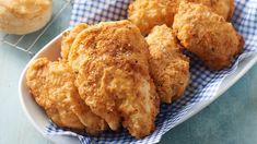 buttermilk country fried chicken.