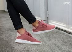 47d2115c5 Pharrell Williams x adidas Tennis HU Ash Pink
