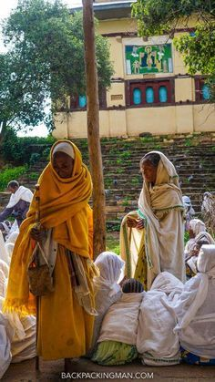 The Hidden Rock Churches Of Tigray In Ethiopia