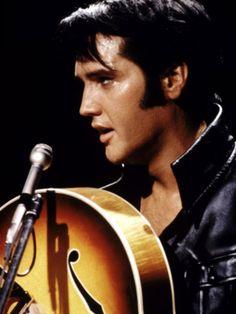 ....Elvis Presley
