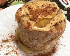 """BOLO DE CANECA FIT  Ingredientes:  – 1 banana esmagada  – 1 ovo  – 2 col. de sopa de aveia  – 1 col. de sopa de leite de sua preferência  – 1 col. de café de fermento em pó  – Canela a gosto  – Açúcar do """"Bem"""" a gosto (eu não coloquei pois a banana já é doce)  Modo de preparo: Misture bem todos os ingrediente, coloque em uma caneca grande, leve ao microondas por +- 2 min. (se o bolo ainda estiver parecendo mole ou cru, colune por mais 30 seg. até o bolo ficar com uma consistência firme) e…"""