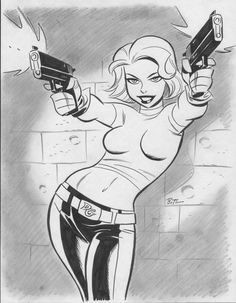 Abbey chase (danger girl) by bruce timm female character design, comic char Comic Book Artists, Comic Artist, Comic Books Art, Bd Comics, Comics Girls, Girl Cartoon, Cartoon Art, Character Design References, Character Art