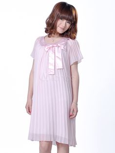 Adorable baby doll maternity dress