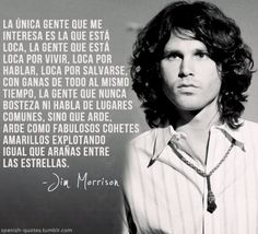 Frases de Jim Morrison - Taringa!