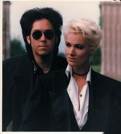 Roxette, the happiest band ever. They fill me with an enormous amount of joy =D