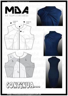 ModelistA: A4 NUM 0081 DRESS