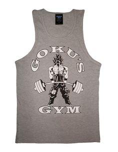 c3044b1589da2 Muscleman Gear Goku Gym Men s Stringer Tank Tops. Available On Amazon Price    16.95
