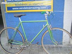 . bicicleta orbea alfa verde Bicicleta en buen estado, reparada, lista para usar, modelo vintage, La bicicleta se encuentra en buen estado, tal y como se puede ver en las imagenes. Nos encontraras en la calle sevilla numero 12