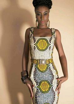 #AfricanInspired #AfricanDesignersCorner