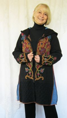 A Line Elf Coat Size Large Katwise inspired