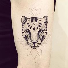 The Stylish Dotwork Of Violette Chabanon