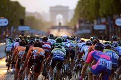 Tour de France, Stage 21 by BMC Racing Team...
