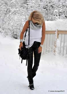 Cute... even in the snow