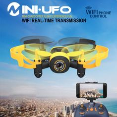 JXD 512W Mini WiFi FPV Drone Remote Control Quadcopter