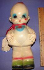 Vintage Chalkware Kewpie Bank -  Carnival Art
