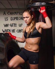 Ronda Jean Rousey, american wrestler, actress, author, mixed martial artist and judoka. Ronda Rousey Wwe, Ronda Jean Rousey, Wwe Female Wrestlers, Female Athletes, Rowdy Ronda, Catch, Ju Jitsu, Ripped Girls, My Champion