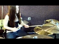 FOO FIGHTERS - EVERLONG - DRUM COVER BY MEYTAL COHEN - YouTube