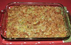 Broccoli casserole...new take on the green bean casserole
