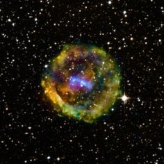 Supernova Ejected from the Pages of History via #NASA #supernova #space