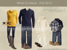 what to wear for family pictures - Google Search