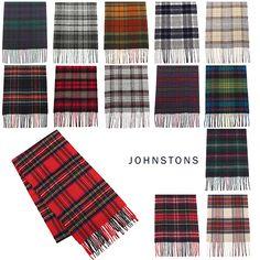 ジョンストンズ ストール180×25cm カシミア100% チェック柄 BLACK WATCH Tapestries, How To Make, Closet, Fashion, Hanging Tapestry, Moda, Armoire, Fashion Styles, Tapestry