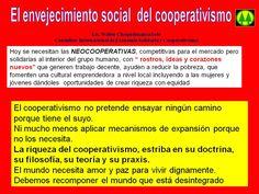 envejecimiento social del cooperativismo