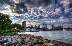 Brooklyn Bridge Park by jaysonoertel