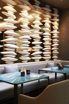 restaurant luxury Restaurant design More - Design Bar Restaurant, Deco Restaurant, Luxury Restaurant, Design Hotel, Vintage Restaurant, Seafood Restaurant, Cafe Bar, Hospitality Design, Cafe Design