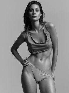 Ashley Clark, Elite Models, Toronto - Shot by Michael Woloszynowicz, Lingerie, Photography, Fitness, Model