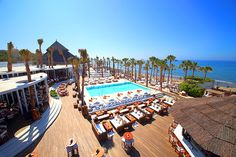 From sandy beaches and water activities to golf and sightseeing, check out the best things to do in Marbella, the top resort of Costa del Sol. Need A Vacation, Vacation Spots, Nikki Beach Marbella, Penthouse For Sale, Puerto Banus, Spain Holidays, Destin Beach, Beach Fun, Beach Party