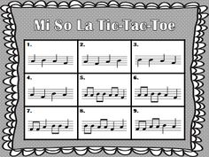 Freebie tic-tac-toe activity with complete instructions for use (with extension activities and tips)